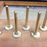 Balance rail pins-after